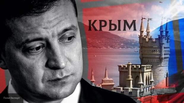 Украина подтолкнула Белоруссию к признанию российского статуса Крыма