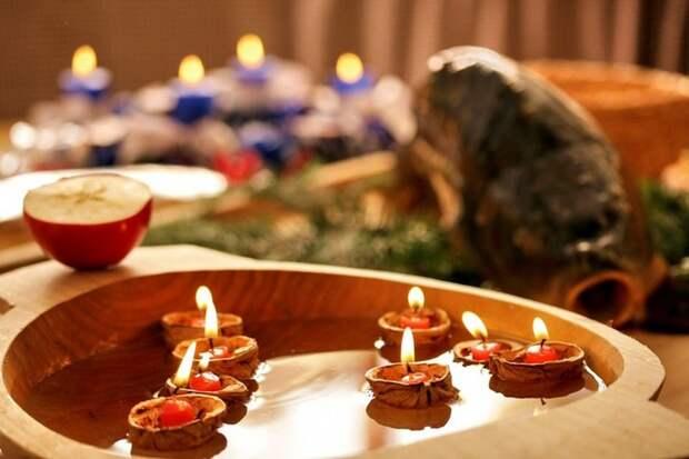Популярные гадания на Рождество