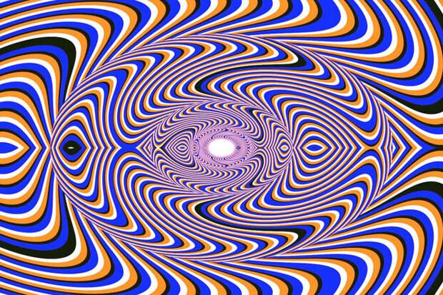 Как оптические иллюзии ловко обманывают наш мозг