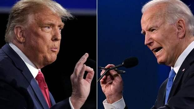 Байден раскалывает Америку: Трампу объявлена война на уничтожение