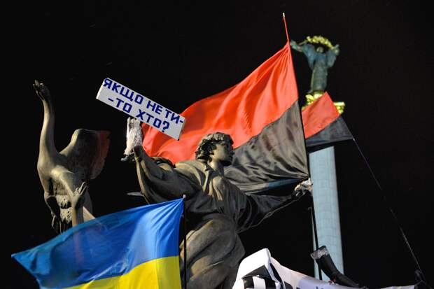 «Главное при освобождения Киева от нацистов ни одного из них не упустить»