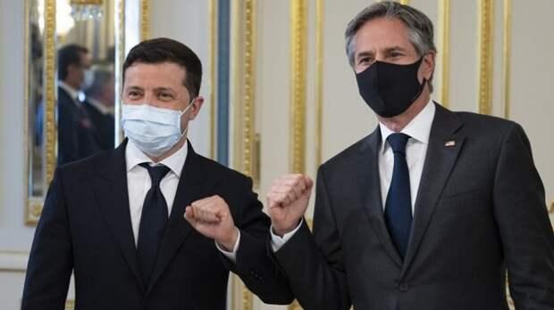 США объединяют Украину, Грузию и Молдавию против России