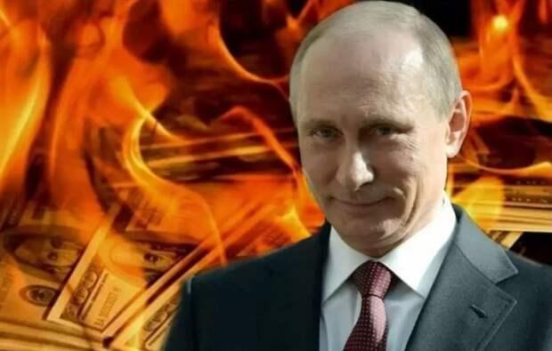 Доллар США обвалится из-за «изощренного» маневра России