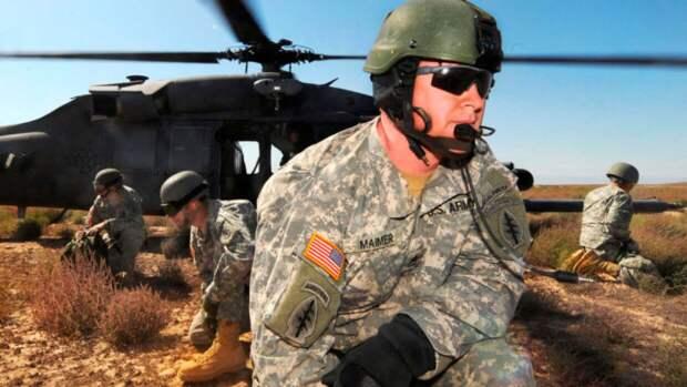 Десант 82-й дивизии ВДВ США высажен в Эстонии