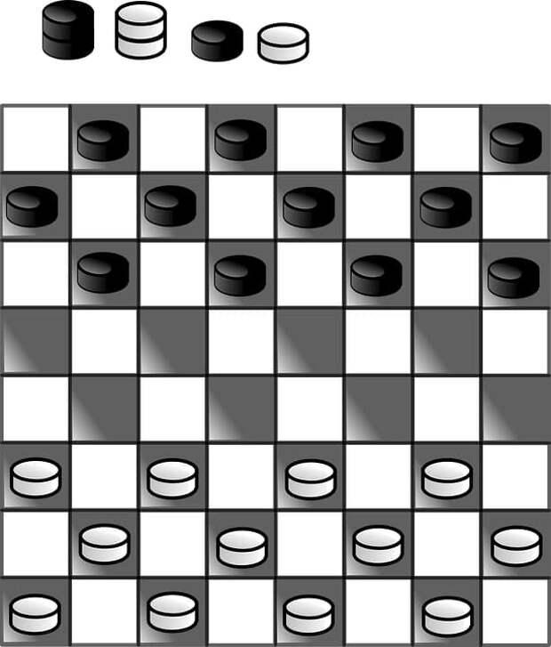 В Северном состоится открытый турнир по шашкам