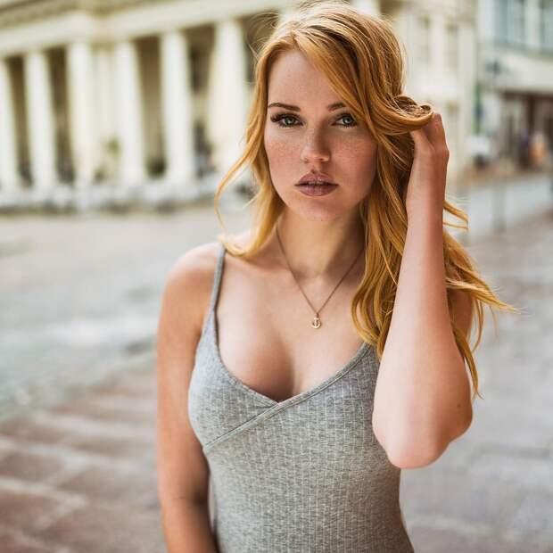 Классные фотографии с милыми и красивыми девушками для позитивного настроения