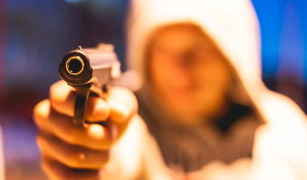 ВТюмени ночью наулице Валерии Гнаровской произошла стрельба