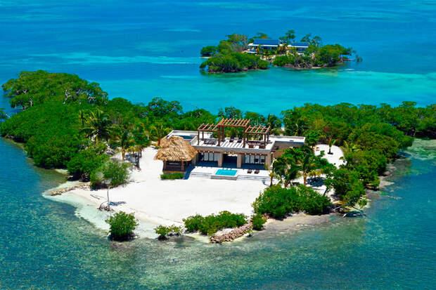 Сколько стоит арендовать самые романтичные частные острова