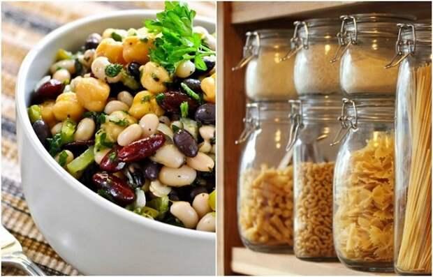10 продуктов, которые должны быть на кухне, чтобы не ломать голову по поводу ужина