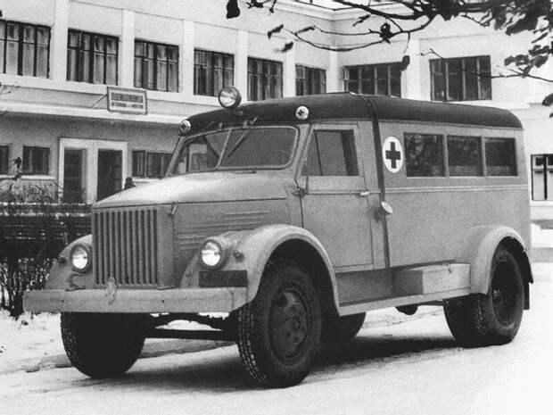 Про санитарный транспорт. Санитарный автобус ПАЗ-653  история, люди, фото