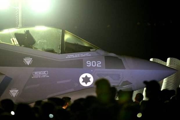 Истребители F-35 для арабов сделают более заметными для израильских РЛС