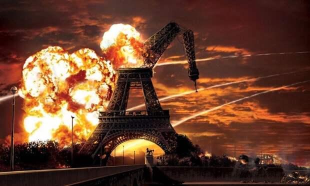 «Харакири ради Украины» — французы о возможности Третьей мировой