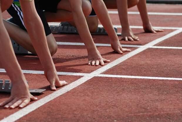 Команда из Молжаниновского завоевала две награды на окружных соревнованиях по легкой атлетике