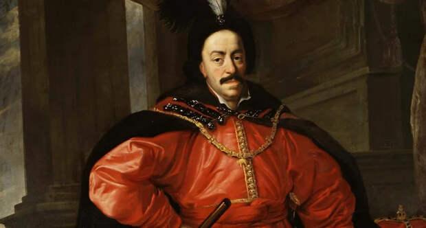 Польский король Ян Казимир