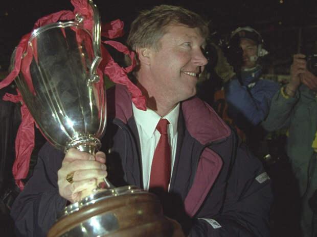 021 Алекс Фергюсон: Самый титулованный тренер Манчестер Юнайтед
