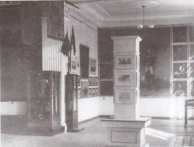 Эрмитаж. 1941-45