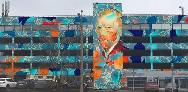 Стрит-арт галерею под открытым небом откроют у метро «Шоссе Энтузиастов»