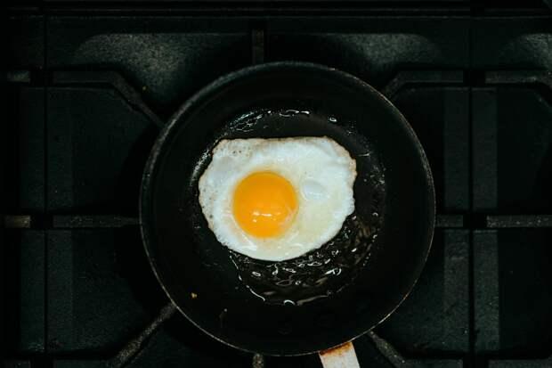 Чем вредна яичница?