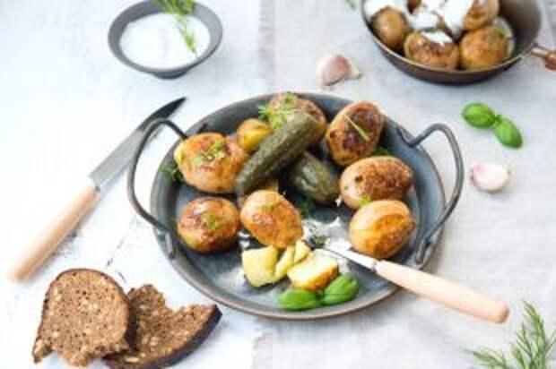 Какую картошку нельзя варить вмундире?