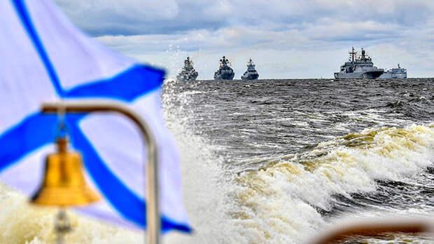 Россия закладывает своё дополнительное могущество в Мировом океане