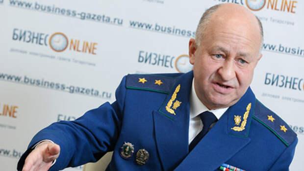 Катер и сокращение доходов: что задекларировал прокурор Татарстана