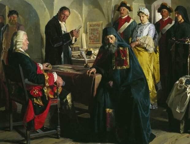 Как на Руси наказывали за взятку