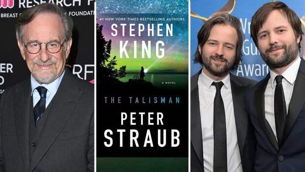Стивен Спилберг и братья Дафферы перенесут на малый экран «Талисман» Стивена Кинга