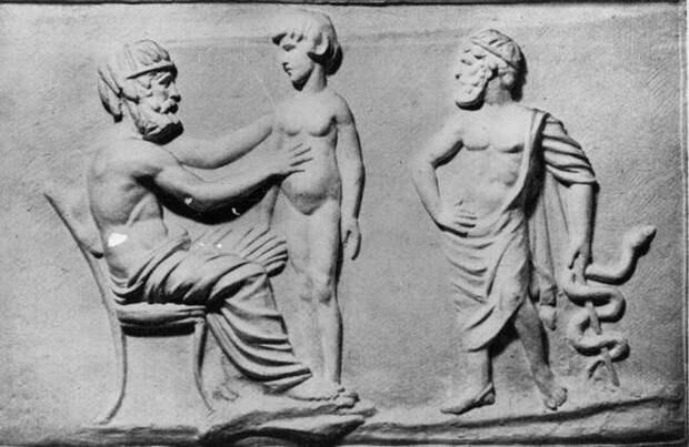 Гиппократ цитаты