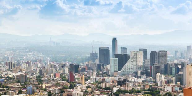 Мехико предрекли природную катастрофу
