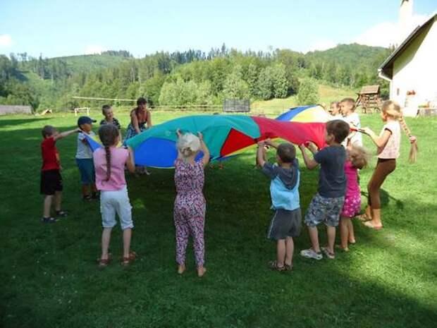 В России начинает работать кешбэк за детский отдых