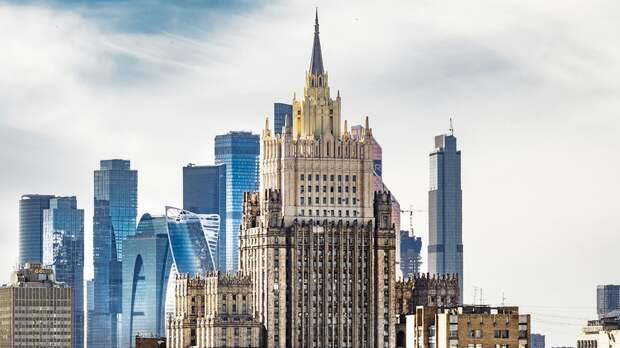 МИД России: США не поддержали предложение о разговоре Путина и Байдена