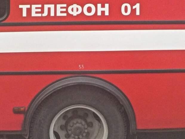 Пожарные сбили школьницу в Балашихе