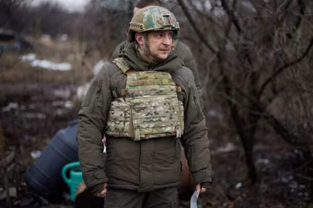 Президент ЕС не впечатлился Донбассом и поставил Зеленского на место | Русская весна