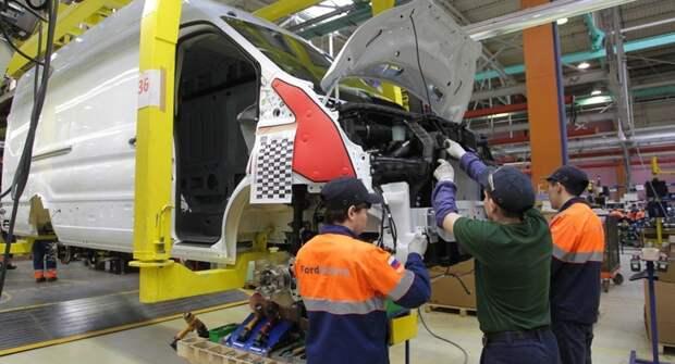 Ford серьезно расширяет производство Transit в России
