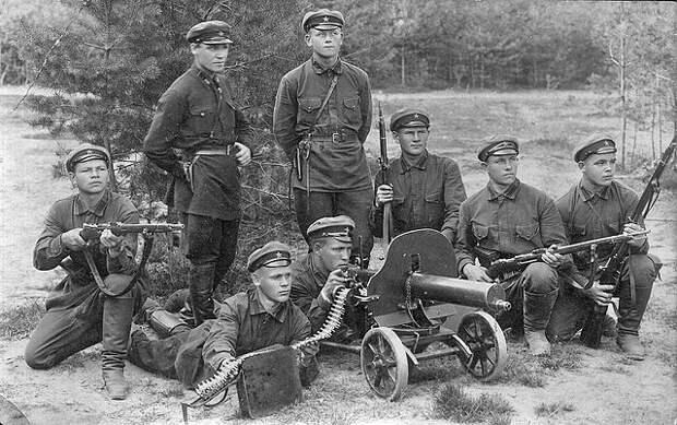 Как Советская Россия создала Красную Армию