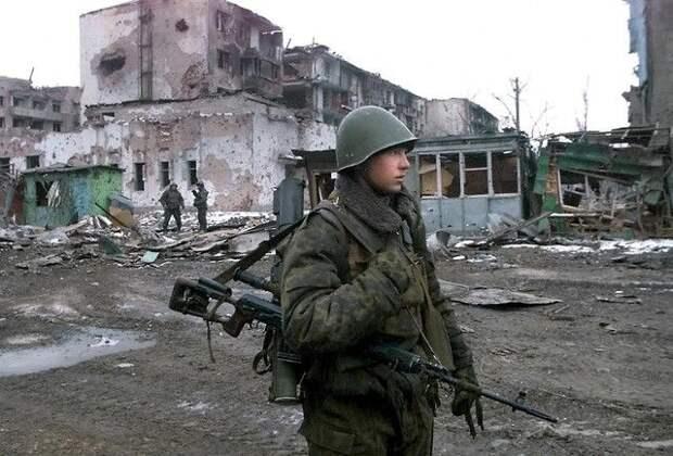 Трагический штурм Грозного в 1995 году на Новый год