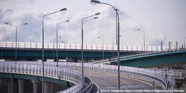 Транспортный каркас стал главным фактором улучшения качества воздуха в Москве. Фото: Е.Самарин, mos.ru