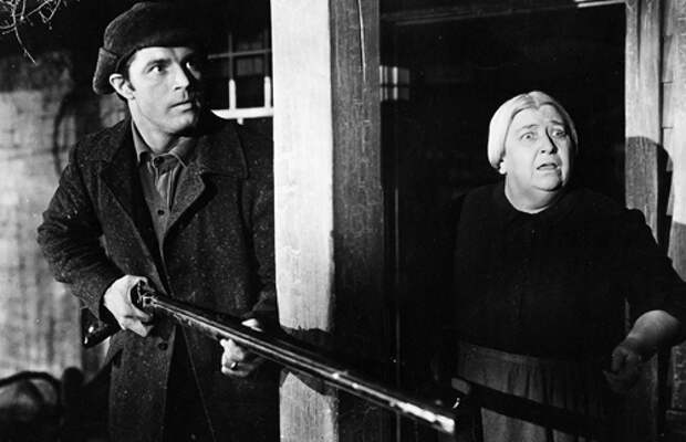 Кадр из фильма «Дьявол иДэниэл Уэбстер», реж. У.Дитерли, 1941