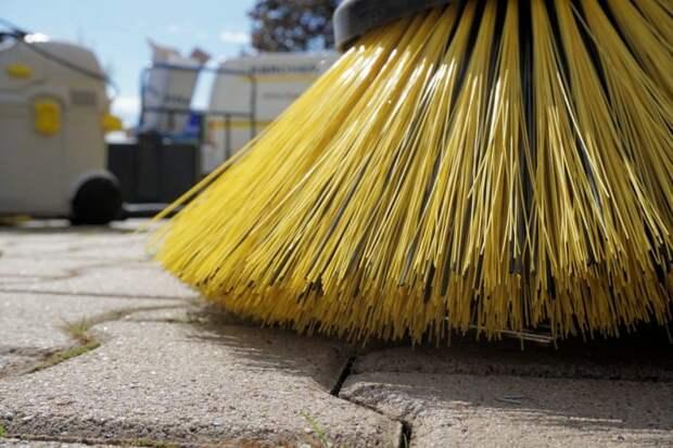 Хорошевское шоссе очистили от мусора — «Жилищник»