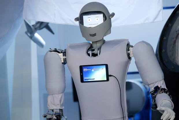 Нейтрино, кубит, робот-космонавт и остановка крови