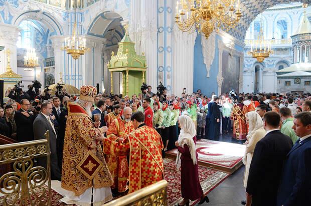 Воссоздание были. Тверской, костромской и казанский опыт восстановления церковных памятников