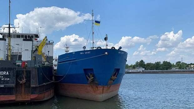 Захват российского танкера грозит Украине большими проблемами