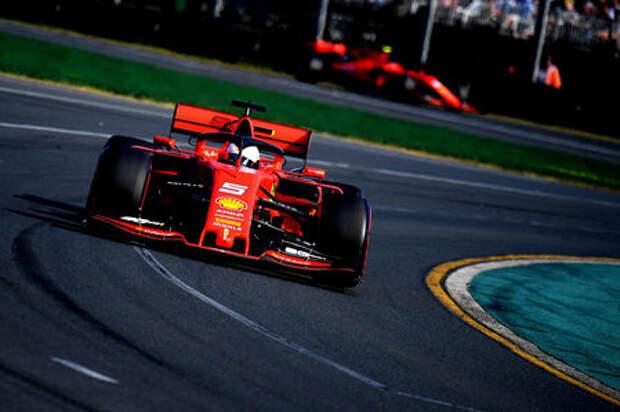 В команде Ferrari Формулы-1 снова появится Шумахер