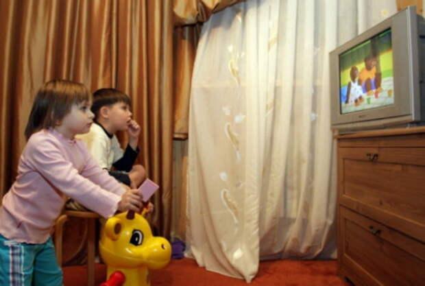 Депутаты защитили мультфильмы от рекламы