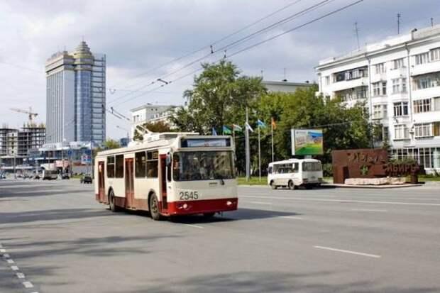 Транспорт изменит маршруты из-за парада 9 мая в Челябинске