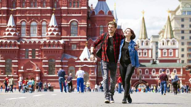 В Москве 11 мая ожидается малооблачная и сухая погода