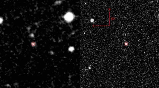 Астрономы увидели, как черная дыра поглощает звезду
