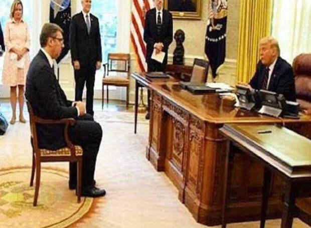 Сербия между Западом и Россией или как не разорваться, сидя на нескольких стульях
