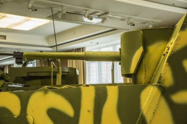 Рассказы об оружии. Бронетрактор ХТЗ-16 бронетрактор ХТЗ-16, рассказы об оружии, стьраницы истории