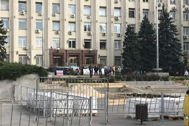 Фильм о событиях в Луганске в 2014 году снимают в Крыму
